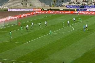 پیروزی پرگل ستارگان لالیگا مقابل ایران +عکس